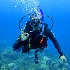 Scuba Diver O-Kay