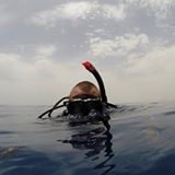 Lee Taylor-Watson, scuba diver and owner of Dive Media