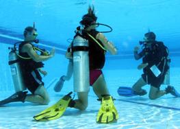 Scuba Pool Class