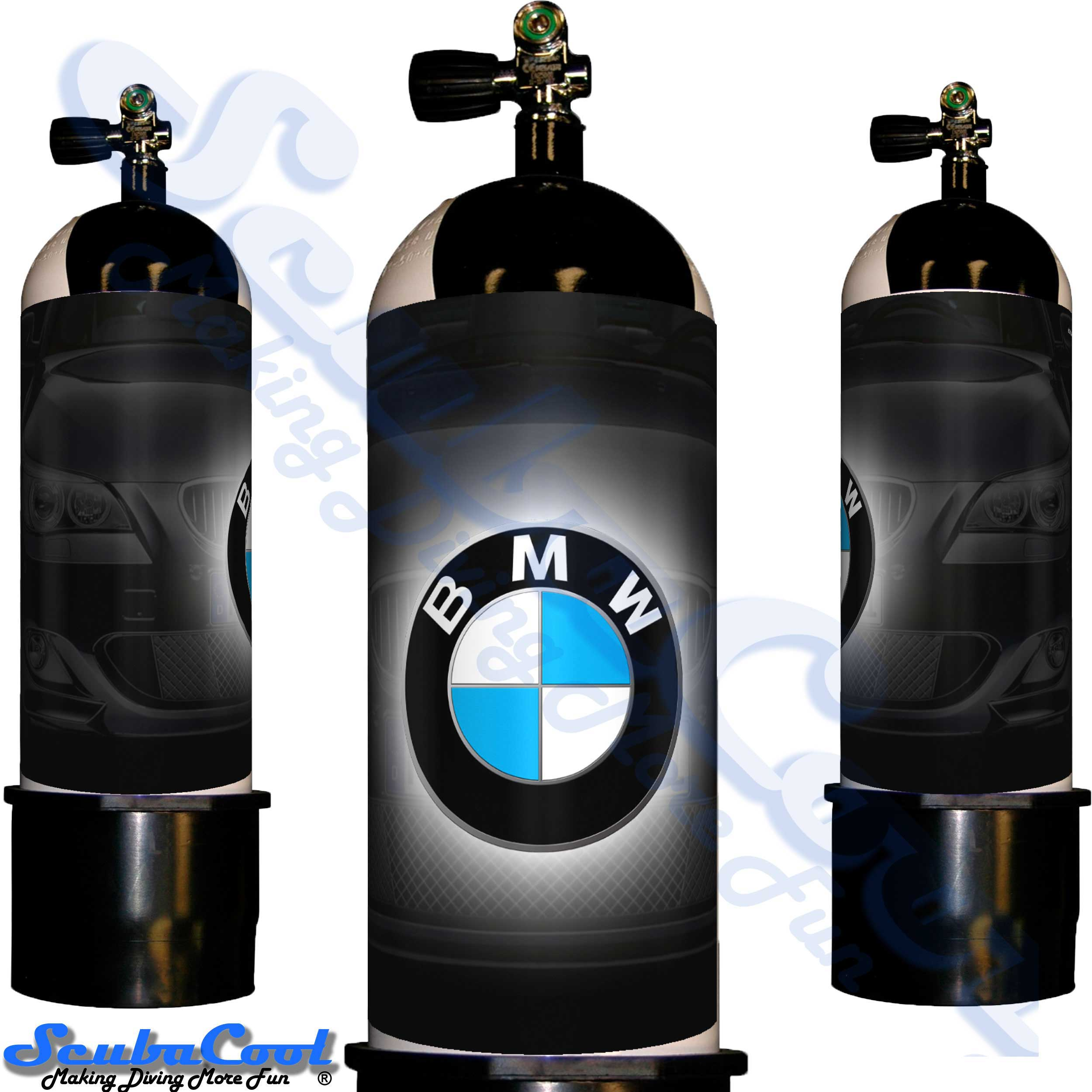 2101 Scubacool Scuba Dive Gas Cylinder Tank Cover NOT neoprene