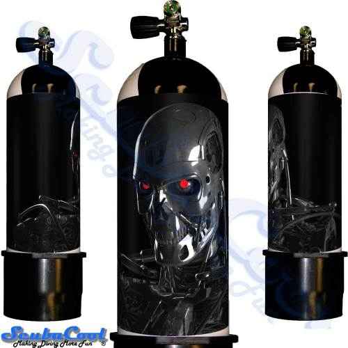 3113 Scubacool Scuba Dive Gas Cylinder Tank Cover NOT neoprene