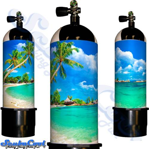 3307 Scubacool Scuba Dive Gas Cylinder Tank Cover NOT neoprene