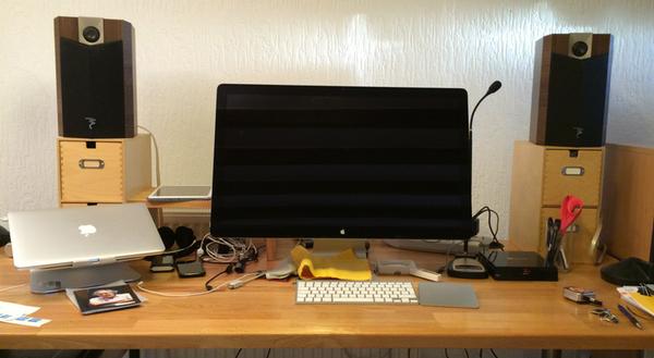 Kirkville How To Position Desktop Speakers