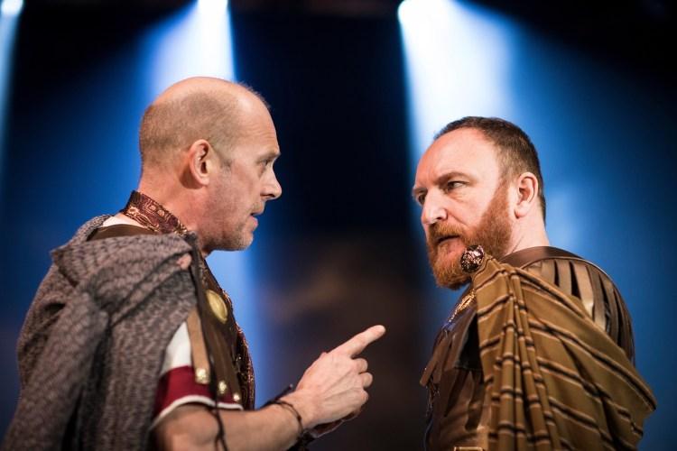 Antony and Cleopatra production photos 2017 2017 Photo by Helen Maybanks  c RSC 214750