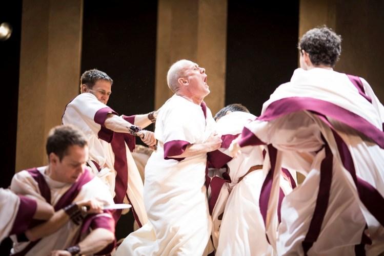 Julius Caesar production images 2017 2017 Photo by Helen Maybanks  c RSC 214266