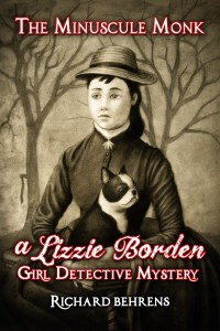 Lizzie MiniMunk eCover Kindle