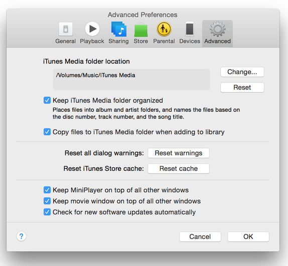 how to move itunes from c drive to d drive
