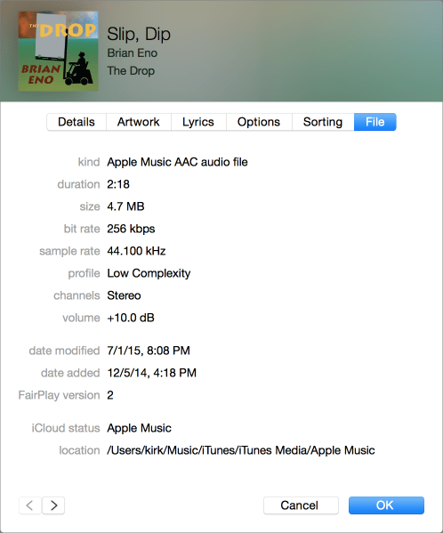 Kirkville - The Real Difference Between iTunes Match and iCloud