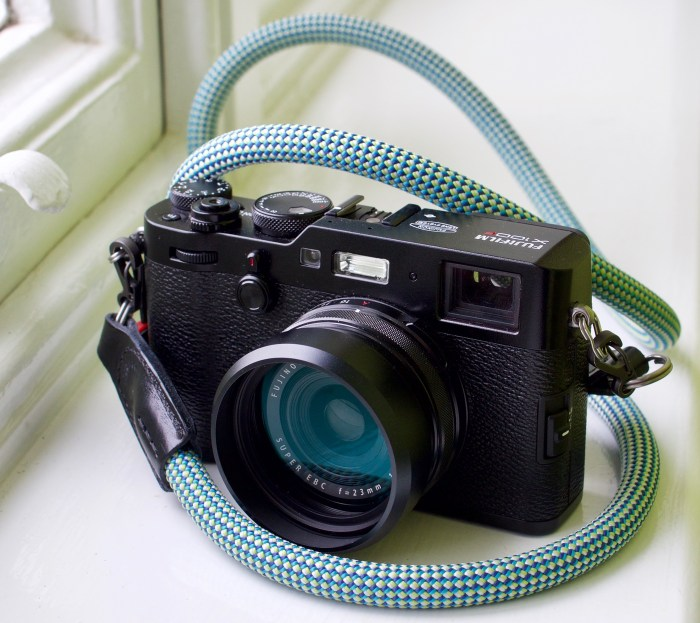 Fujifilm x100f обзор