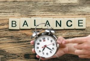Balance og tid til det sjove med Kirtsen-K's stresstest