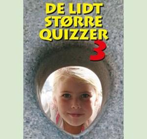De Lidt Større Quizzer – for 7 – 9-årige
