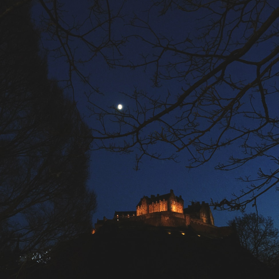 Edinburgh's Hogmanay Gallery