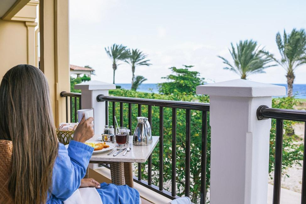 Birdie in Curaçao at Santa Barbara Resort