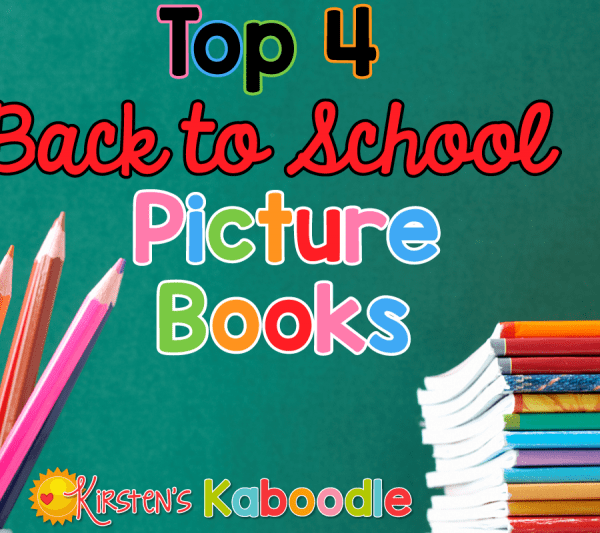 These four picture books for back to school will help teachers and students create an empathic, caring classroom climate right from the start!