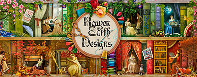Heaven and Earth Designs Cross Stitch