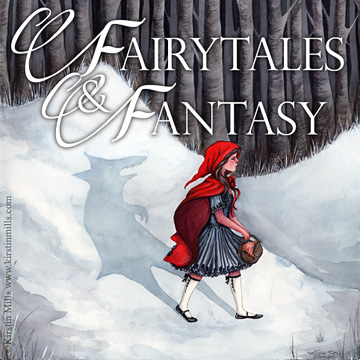 Fairytales, Fairies and Fantasy Art Gallery