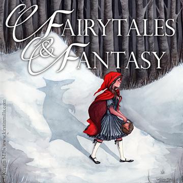Fairytales, Fairies and Fantasy Art Gallery