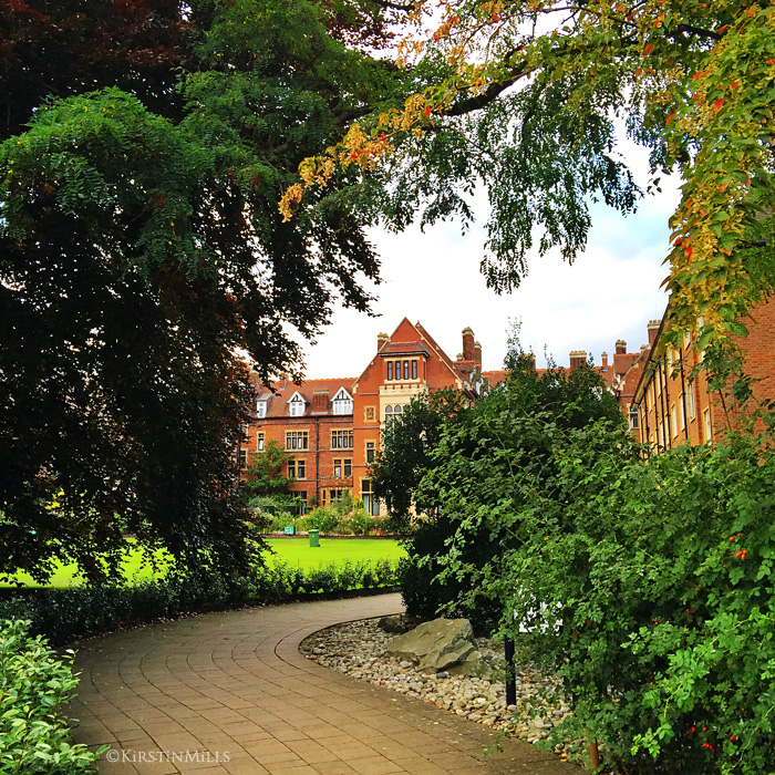 Homerton College, University of Cambridge, England