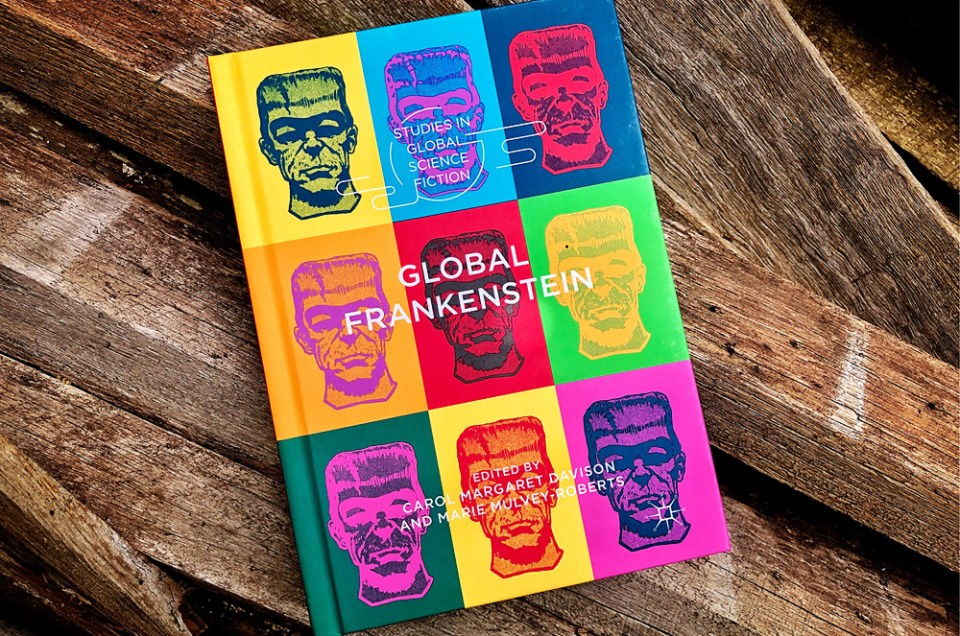 Global Frankenstein: Mary Shelley, Ghosts and Hyperspace – New Published Chapter!