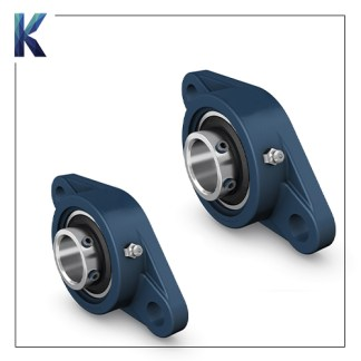 NRB Oval Flanged Ball Bearing Units