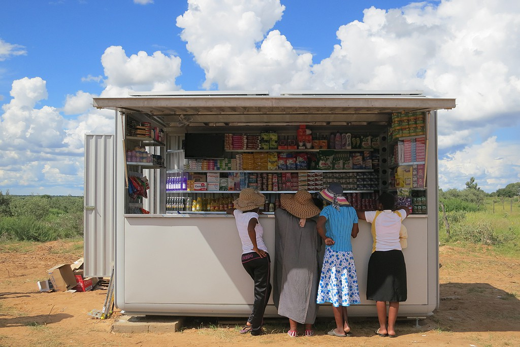Mandazi Kiosk