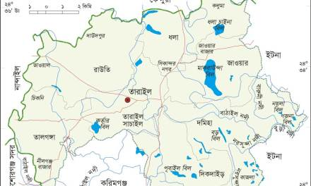 তাড়াইল উপজেলা
