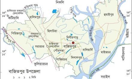 বাজিতপুর উপজেলা