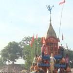 কটিয়াদীতে ৫শ বছরের প্রাচীন গোপীনাথের রথযাত্রা