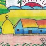 নাফিজা হাসান মাহিয়া ৪র্থ শ্রেণি, রোল: ০১, মেট্রোপলিটন রেসিডেন্সিয়াল স্কুল, বহদ্দারহাট, চট্টগ্রাম