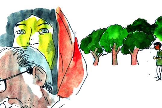 পদ্মে ভাসা পত্র । মোশাররফ হোসেন খান