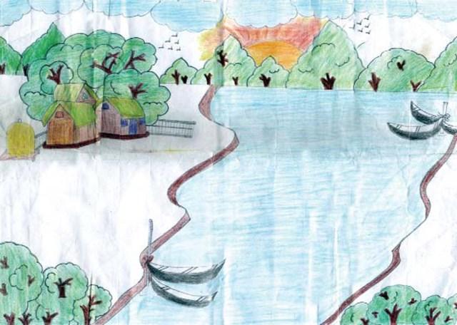 মিরাজ হোসেন ৮ম শ্রেণি, মমতাজেন্নেছা মেমোরিয়াল উচ্চ বিদ্যালয়, রায়পুর, লক্ষীপুর