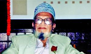 আমার গুরু কবি আল মাহমুদ । মুহাম্মদ জাবেদ আলী