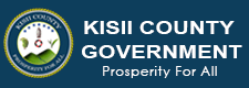 Kisii County Public Communications Officer.