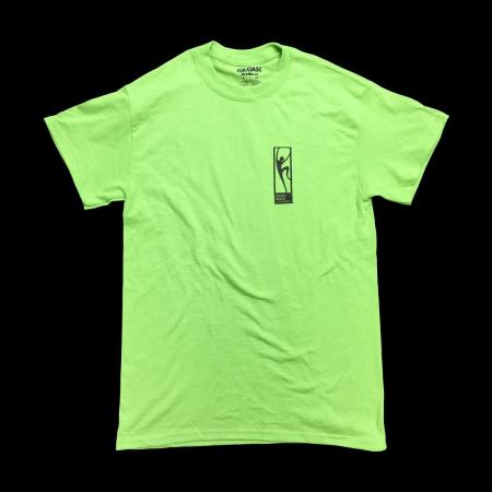 Lime T-Shirt, front