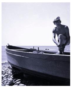 Exhibition - L. Hervé: 'The summer of Monsieur Le Corbusier'