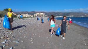 Beach Cleaning Kissamos