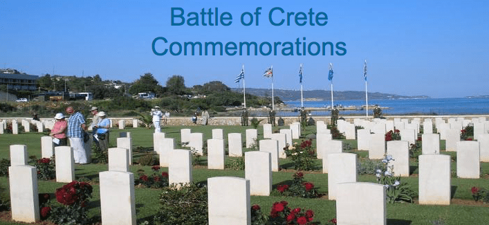 BAttle of Crete Commemorations
