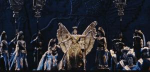 Rossini's opera SEMIRAMIDE