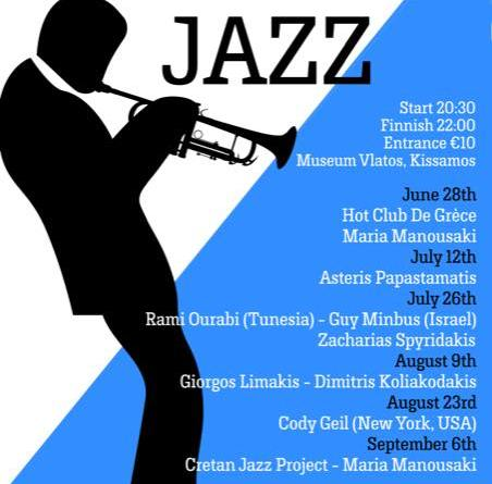 28 June Vlatos Jazz