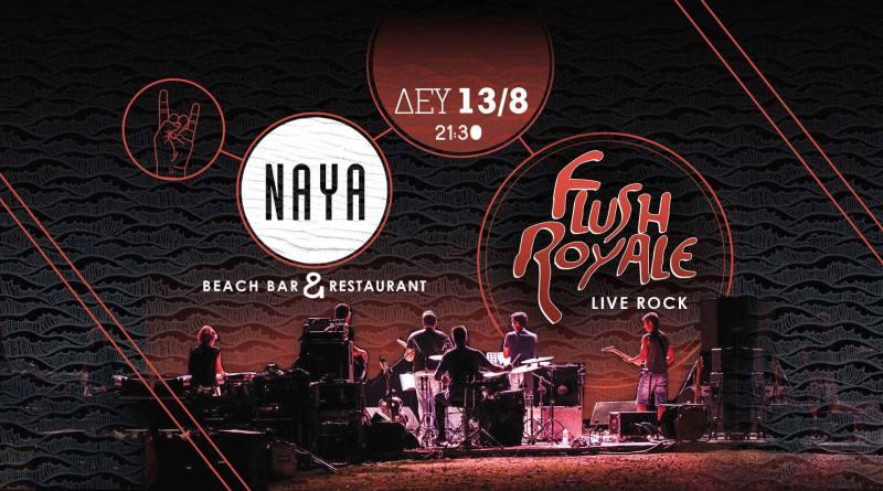 13 August Naya Beach Bar