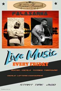 16 September live music