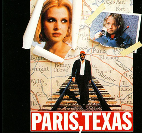 Paris,Texas