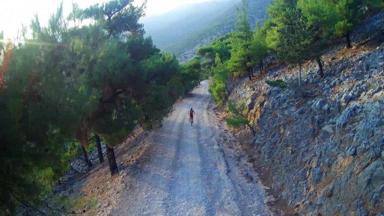 Chania Mountain E-bike