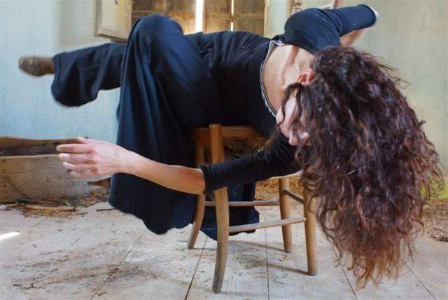 Butoh Dance Workshop, Chania