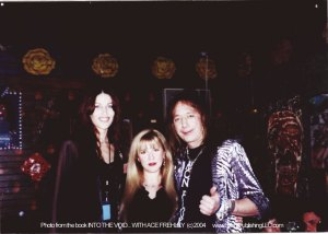 Ace, Wendy och Stevie Nicks