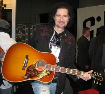 Bruce Kulick NAMM 2011