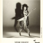 Vinnie Vincent press kits