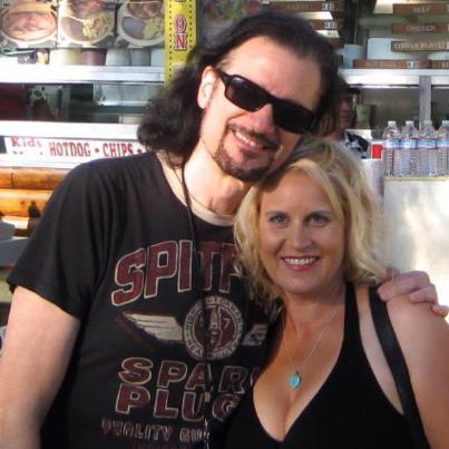 Bruce och Lisa