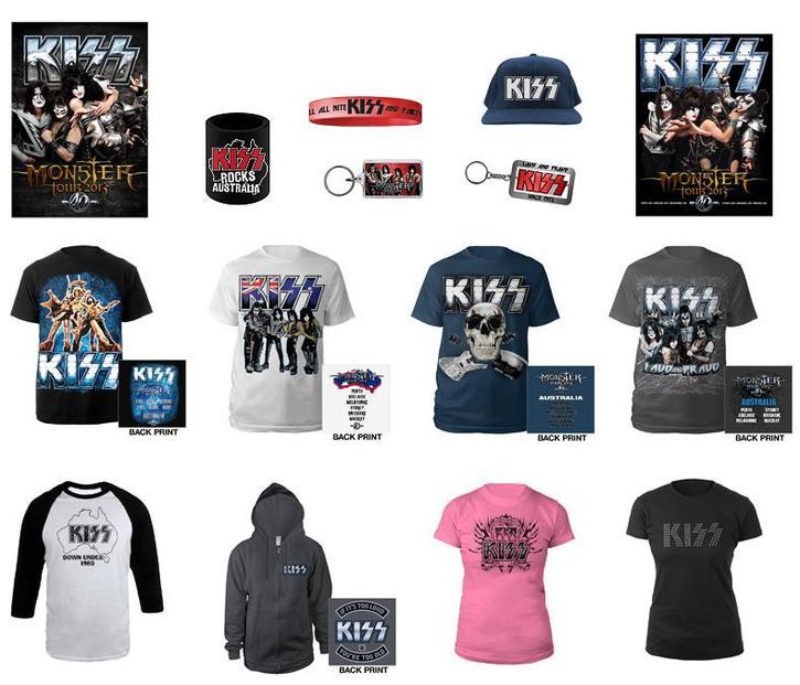 Australien Merchandise