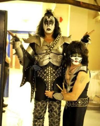 Gene & Eric